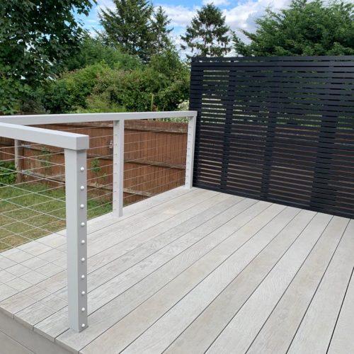 Garden Decking Balustrades