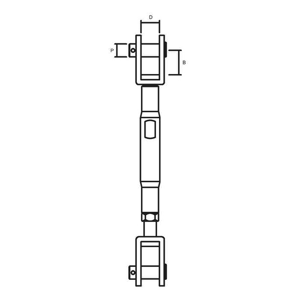 Guardrail Fork Fork Dimensions