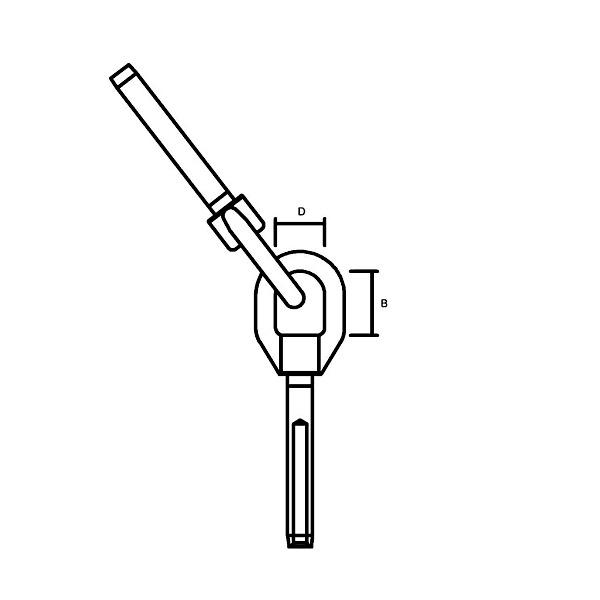 Interlocking-Gate-Eye-Threaded-Dimensions