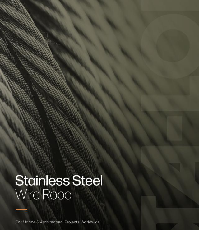 Stainless Steel Brochure